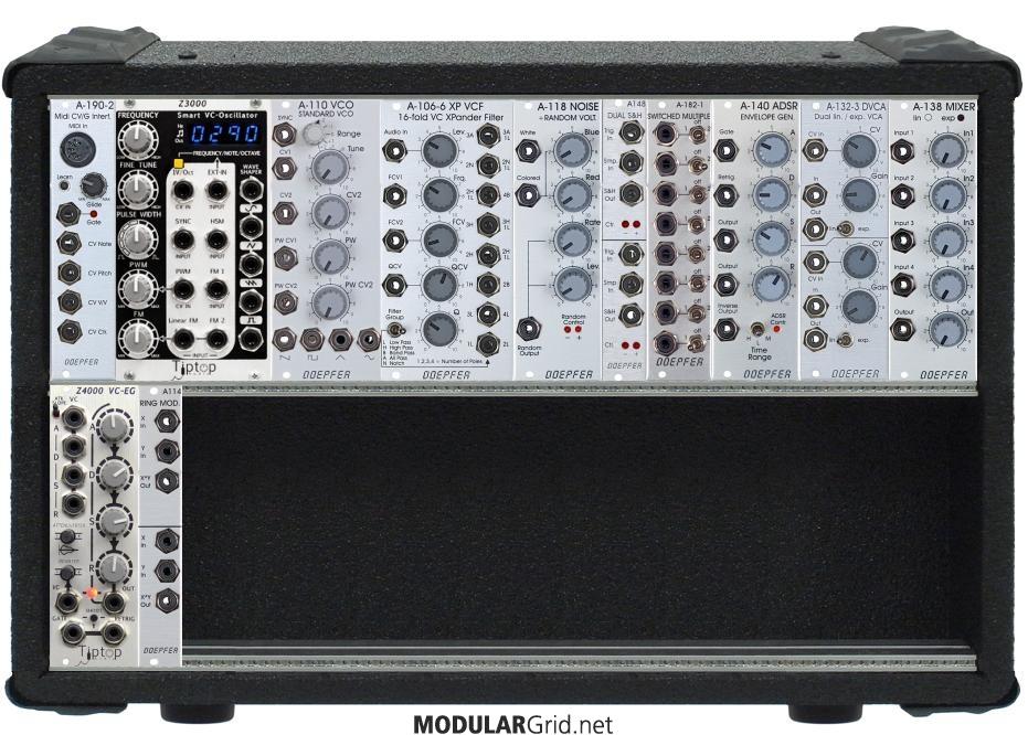 An East Coast type modular.