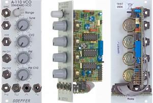 The Doepfer A-110 Oscillator.