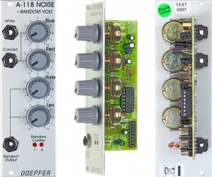 The Doepfer A-118 Noise Module.