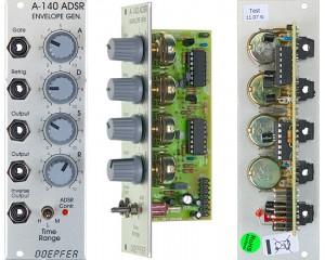 The Doepfer A-140 ADSR Envelope.